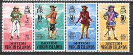 Vierge N° 227/30 YVERT NEUF * - British Virgin Islands