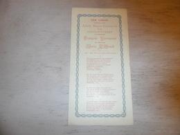 Document ( 395 )  Chanson Zang Lied Huwelijkslied Braet /Pauwels Mariage Huwelijk Vermeren - D' Hondt Blankenberge ? - Musica & Strumenti