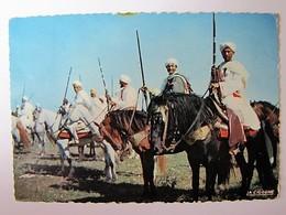 MAROC - Prêts Pour La Fantasia - Marocco