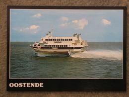 SEALINK JETFOIL HYDROFOIL - OOSTENDE - Ferries