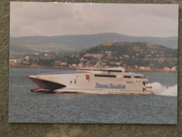STENA SEALINK STENA SEA LYNX II - Ferries
