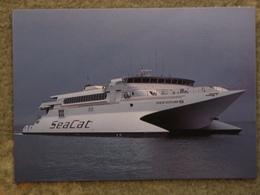 HOVERSPEED SEACAT SCOTLAND - Ferries