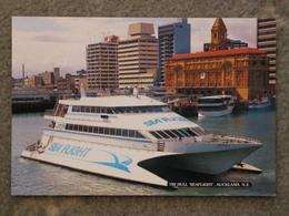 SEAFLIGHT CATAMARAN AUCKLAND NEW ZEALAND - Ferries