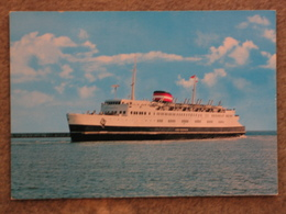 DSB FREDERIK IX - Ferries
