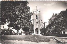 FR07 MONTPEZAT SOUS BAUZON - Combier - L'église - Belle - France