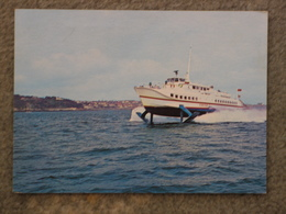 CONDOR 1 HYDROFOIL - Ferries