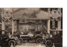 SALON DE L'AUTOMOBILE 1905. STAND RICHARD BRASIER. Avec La Coupe Gordon-Bennett. A Circulé En 1906. Voir Scan. - Other