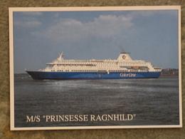 COLOR LINE PRINSESSE RAGNHILD - Ferries