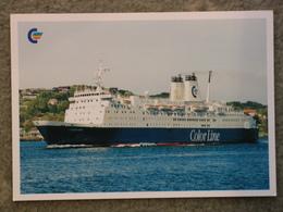 COLOR LINE COLOR VIKING - Ferries