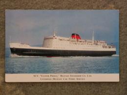 BELFAST FERRIES ULSTER PRINCE - Ferries