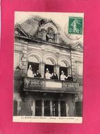 79 Deux-Sèvres, La Mothe-Saint-Héray, Mariage, Rosières Au Balcon, Animée, () - La Mothe Saint Heray