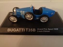 BUGATTI T 35 B- Vainqueur G.P Sport 1928- # 24 L.Chiron -1/43 -100 Ans De Course Automobile-Altaya - Other
