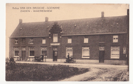 Waregem:De Wachtzaal: Arthur Van Den Broucke: Zaden. - Waregem