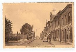 HAINE-SAINT-PIERRE - Rue De La Gare - La Louvière