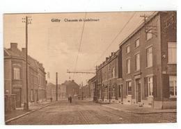 Gilly    Chaussée De Lodelinsart - Charleroi