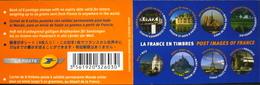 FR 2009 - AUTOADHESIFS - La France En Timbres  BC329 - 8 Timbres NEUFS**- Au Tarif Validité Permanente 20gr Monde Entier - KlebeBriefmarken