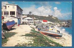BARBADOS WEST INDIES ATLANTIS HOTEL BATHSHEBA UNUSED - Barbados
