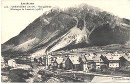 FR05 CERVIERES - Vue Générale - Belle - Otros Municipios