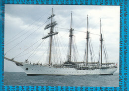 Netherlands Postcard Ship / Sail Amsterdam / 03 - Ships