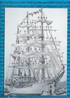 Netherlands Postcard Ship / Sail Amsterdam / 04 - Ships