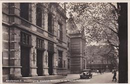 Amsterdam Hoofdingang  Stedelijk Museum In De Paulus Potterstraat Oude Auto's     1811 - Amsterdam