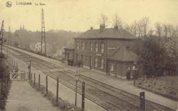 Linkebeek La Gare Du Chemin De Fer - Linkebeek