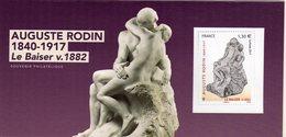 FRANCE Bloc Souvenir 2017 RODIN MNH ** - Souvenir Blocks & Sheetlets