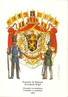 Illust. Grenadier & Carabinier - Belgie Belgique - L & F. Funcken - Vieux Papiers