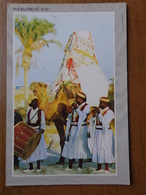 Kameel, Camel / Folklore Du Sud Tunisien --> Written With Stamps 2002 - Animaux & Faune