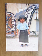 Ecuador / La Infante Otavalena --> Written With Stamps - Equateur