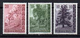 Serie Nº 319/21  Liechtenstein - Liechtenstein
