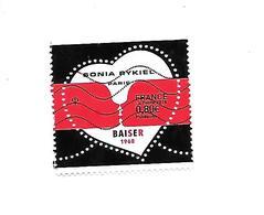 Saint-Valentin Coeur Sonia Rykiel N°5198 Oblitéré 2018 - 2010-.. Matasellados
