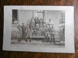 D 51 - Chalons Sur Marne - Caserne Militaire - Classe 1929 - Carte Photo - Châlons-sur-Marne