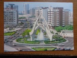 Dubai, Clock Tower --> Written 1987 - United Arab Emirates