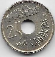 Espagne - 25 Pesetas - 1994 - [ 1] …-1931 : Royaume