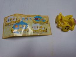 (487) - Kinder Emojy SE 783C + BPZ - Montables
