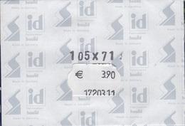 Paquet De 10 Pochettes Noires Hawid Double Soudure Format 105 X 71  à  - 50% - Bandes Cristal