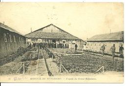 10 - HOPITAL De MESGRIGNY / FACADE DU GRAND REFECTOIRE - Autres Communes