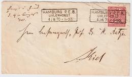 """1870, """" HAMBURG - P.E.8 - UHLENHORST """"  ,  #a1234 - Hamburg"""