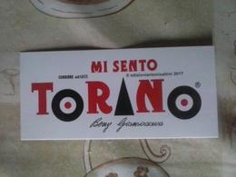 "ADESIVO "" SCRITTA TORINO "" - Other"