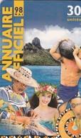 ANNUAIRE 1998 - French Polynesia
