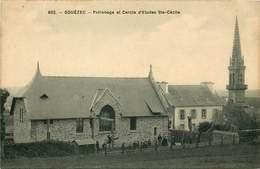 FINISTERE GOUEZEC  Cercle D'études Saint Cécile - Gouézec