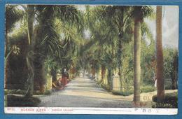 BUENOS AIRES PARQUE LEZAMA 1910 - Argentina