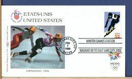 USA - SALT LAKE CITY - WINTER GAMES NAGANO 1998 - Winter 1998: Nagano