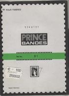 Paquet De 10 Pochettes Noires Hawid Double Soudure Format 114 X 121  à  - 50% - Bandes Cristal