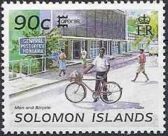 1996 SALOMON 866** Cycliste, Vélo - Salomon (Iles 1978-...)