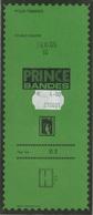 Paquet De 10 Pochettes Noires Hawid Double Soudure Format 78 X 105  à  - 50% - Bandes Cristal