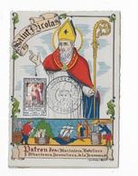 Carte Maximum 1951 Epinal Saint Nicolas - Maximum Cards