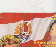 DRAPEAU Polynesien  PF74 - French Polynesia