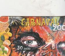 CARNAVAL 2000  PF104 - French Polynesia